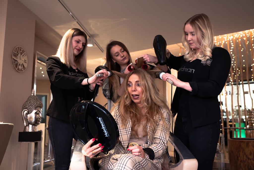 Erfahre mehr über Haarstudio Haarmonie - Dein Friseur in Wittlich