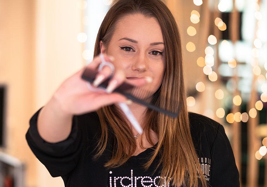 Veronika - Deine Friseurin in Wittlich bei Haarstudio Haarmonie